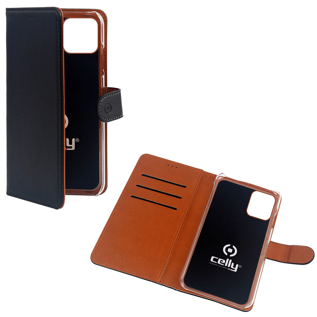 Wallet Case iPhone 11 Pro Svart