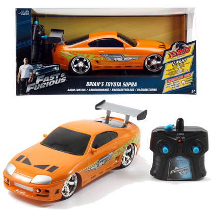Fast & Furious RC Brian's Toy.