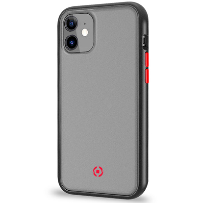 Volcano Back case iPhone 11 Svart/röd