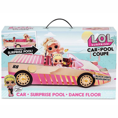 Surprise Car- Pool Coupe