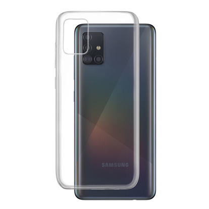 Slim Cover Transparent Galaxy A51