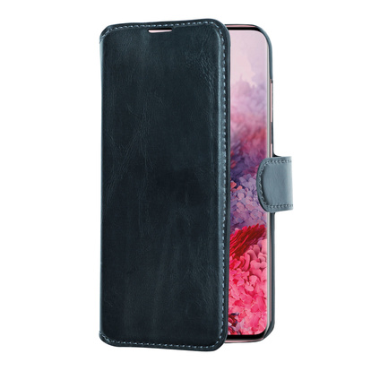 Slim Wallet Case Galaxy S20 Svart
