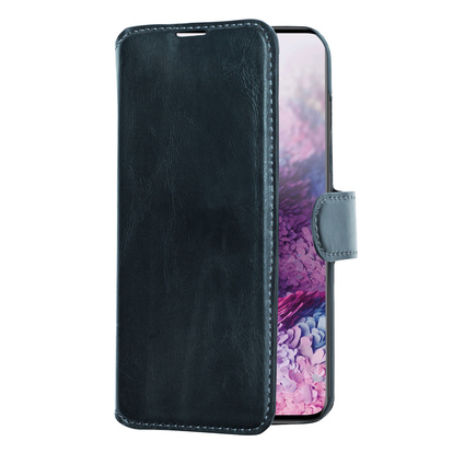 Slim Wallet Case Galaxy S20+ Svart