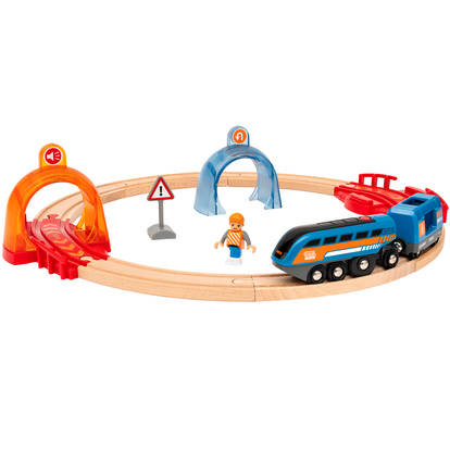 33974 Action Tunnel Circle Set Smart Tech So.