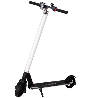 Electric kick scooter White