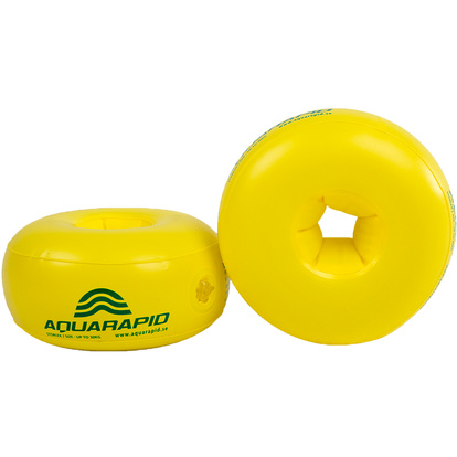 Aquaring armband -30 kg Yellow