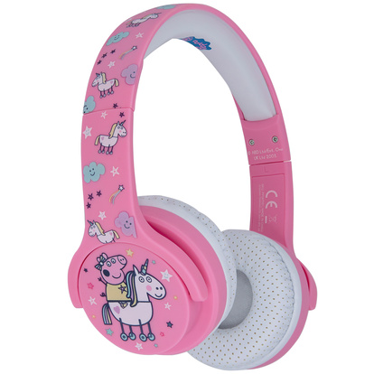 Peppa Unicorn Junior Bluetooth Headphones