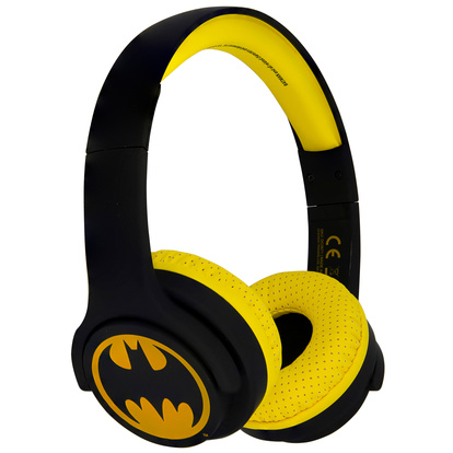 Batman Symbol Junior Bluetooth Headphones