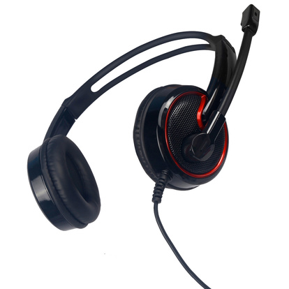 GameBeat Gaming/PC-headset 3,5mm-kontakt