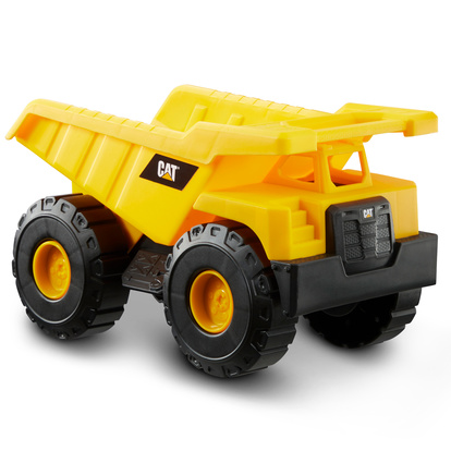Dump Truck Construction Fleet