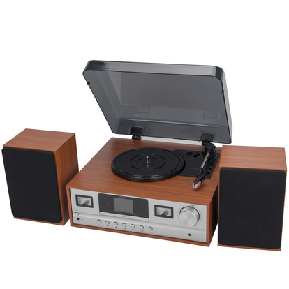 Retro Music System TT/BT/DAB+/FM/CD 2x5W