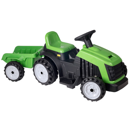 6V Tractor With Trailer