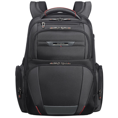 Pro DlxLaptop Backpack 3V 15.6 Black