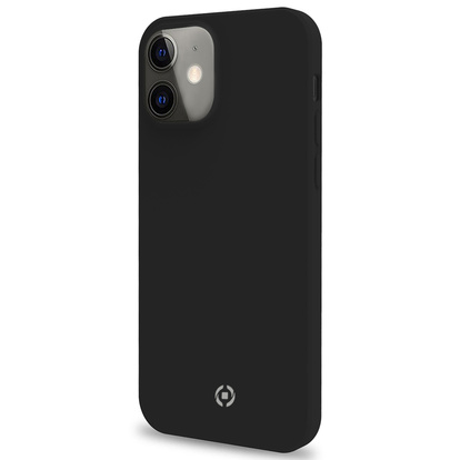 Soft-touch cover iPhone 12 Mini Svart