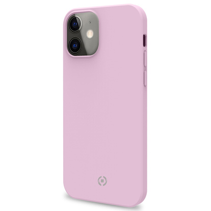 Soft-touch cover iPhone 12 Mini Rosa