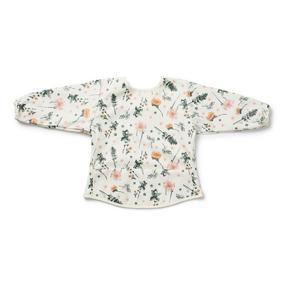 Long Sleeve Bib - Meadow Blossom
