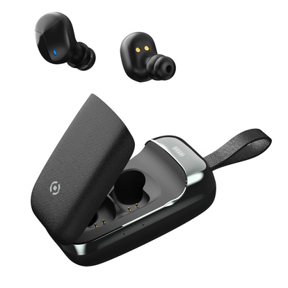 Flip1 True Wireless Headset Earbuds Svart