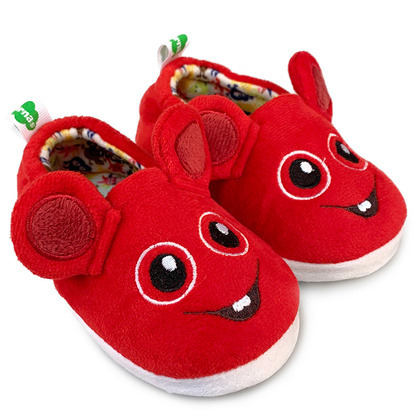 Bobbo Red Slipper S25